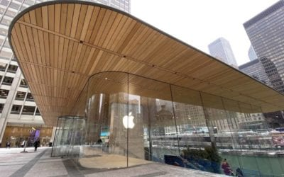 Apple Michigan Avenue Merit Award