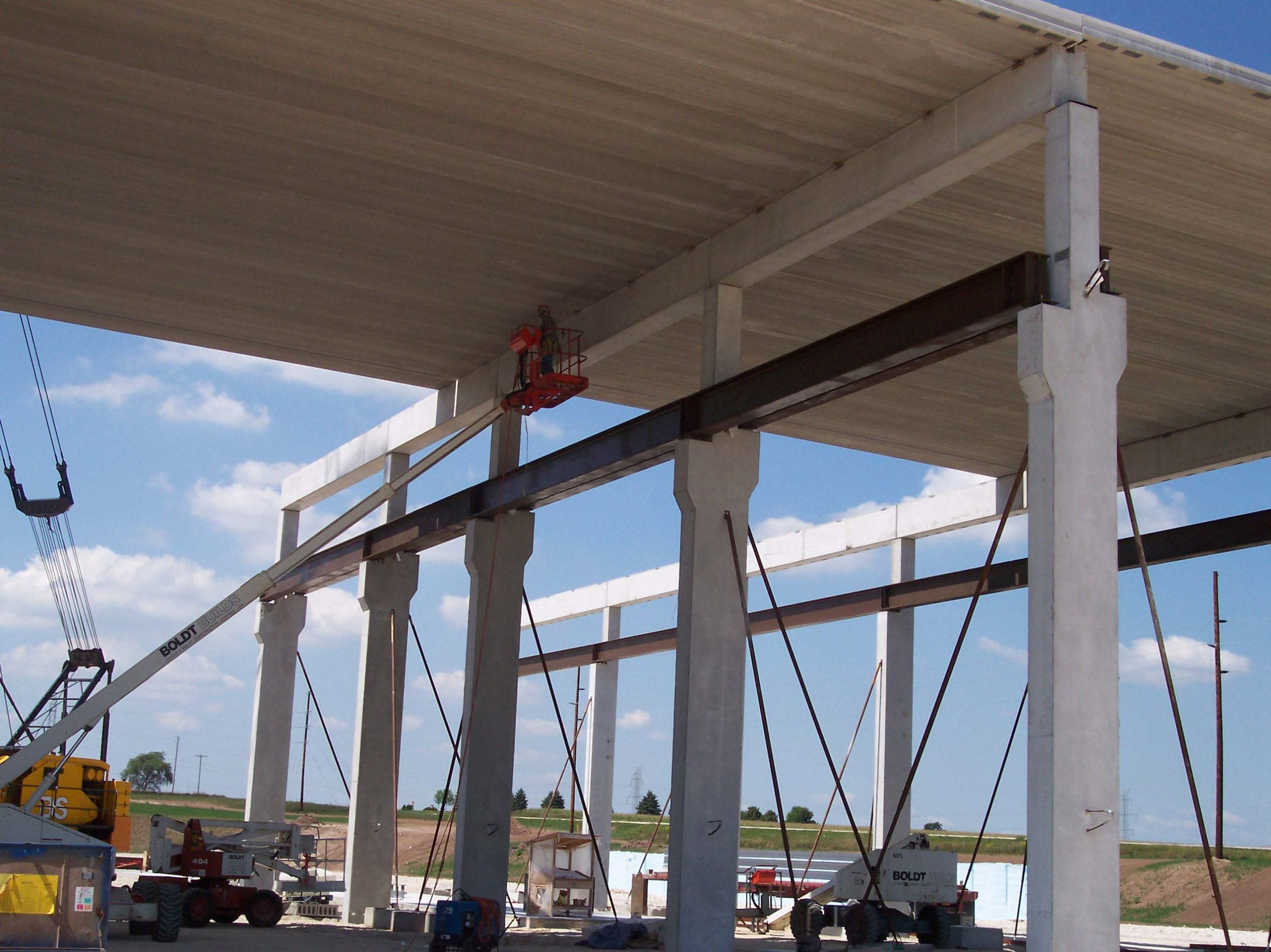 Spancrete - Construction Engineering | CSD Structural Engineers