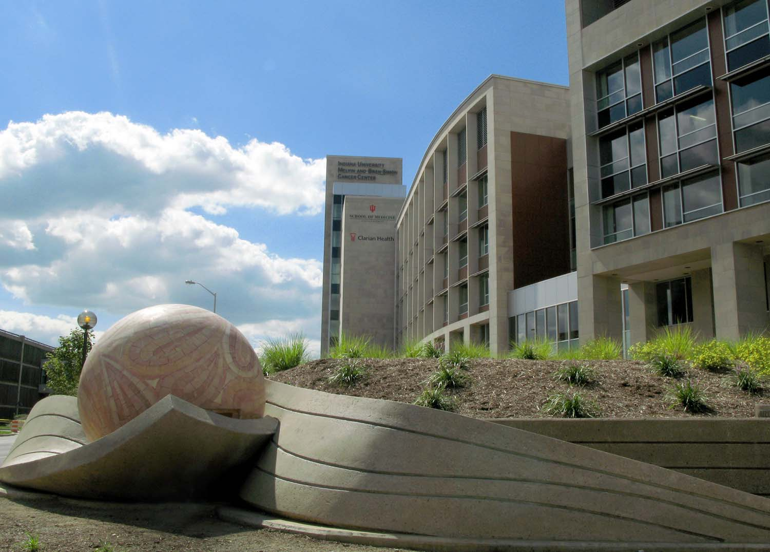 Clarian IU Cancer Center - Construction Engineering | CSD Structural Engineers