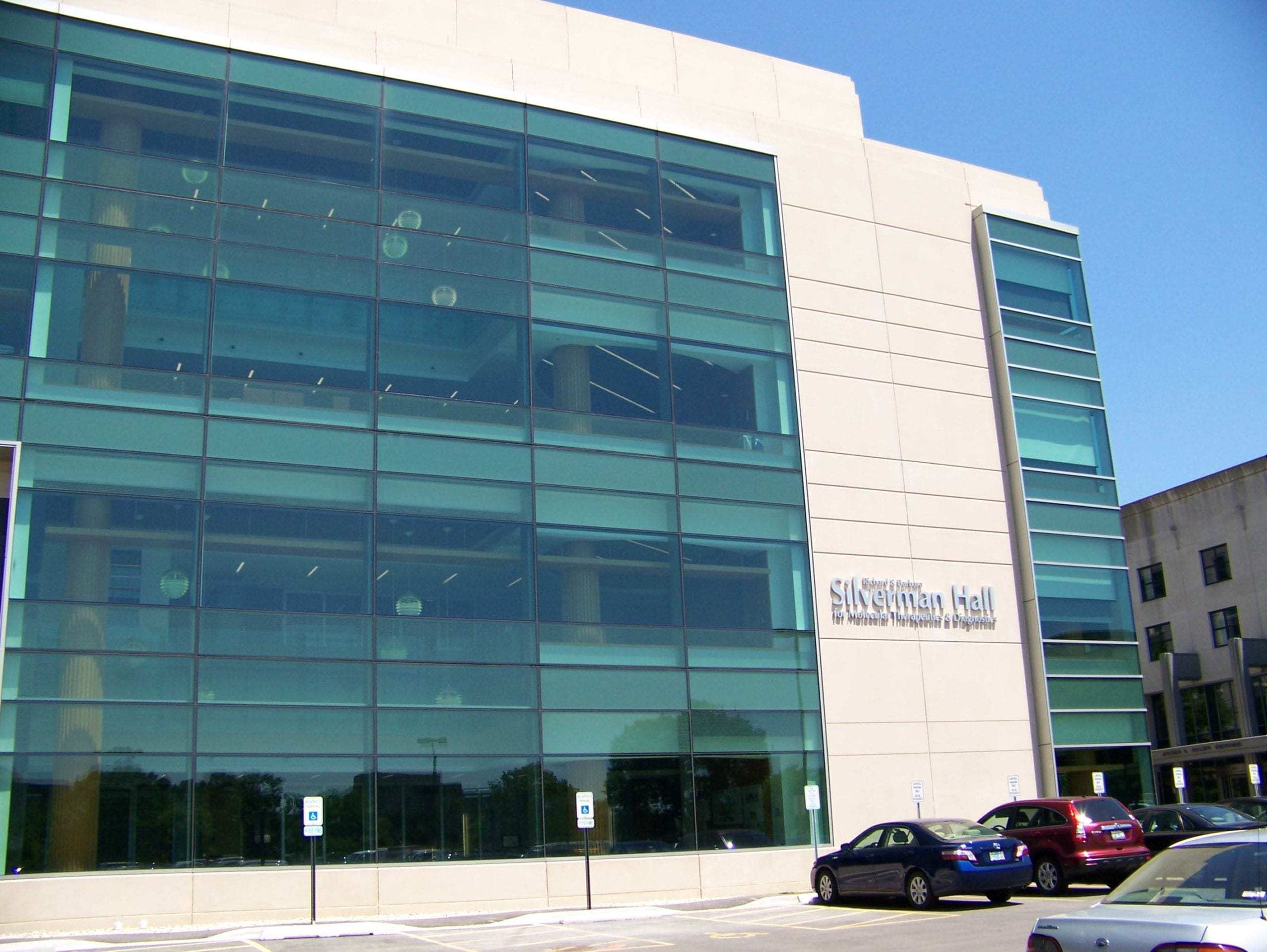 NU Silverman Hall - Construction Engineering | CSD Structural Engineers