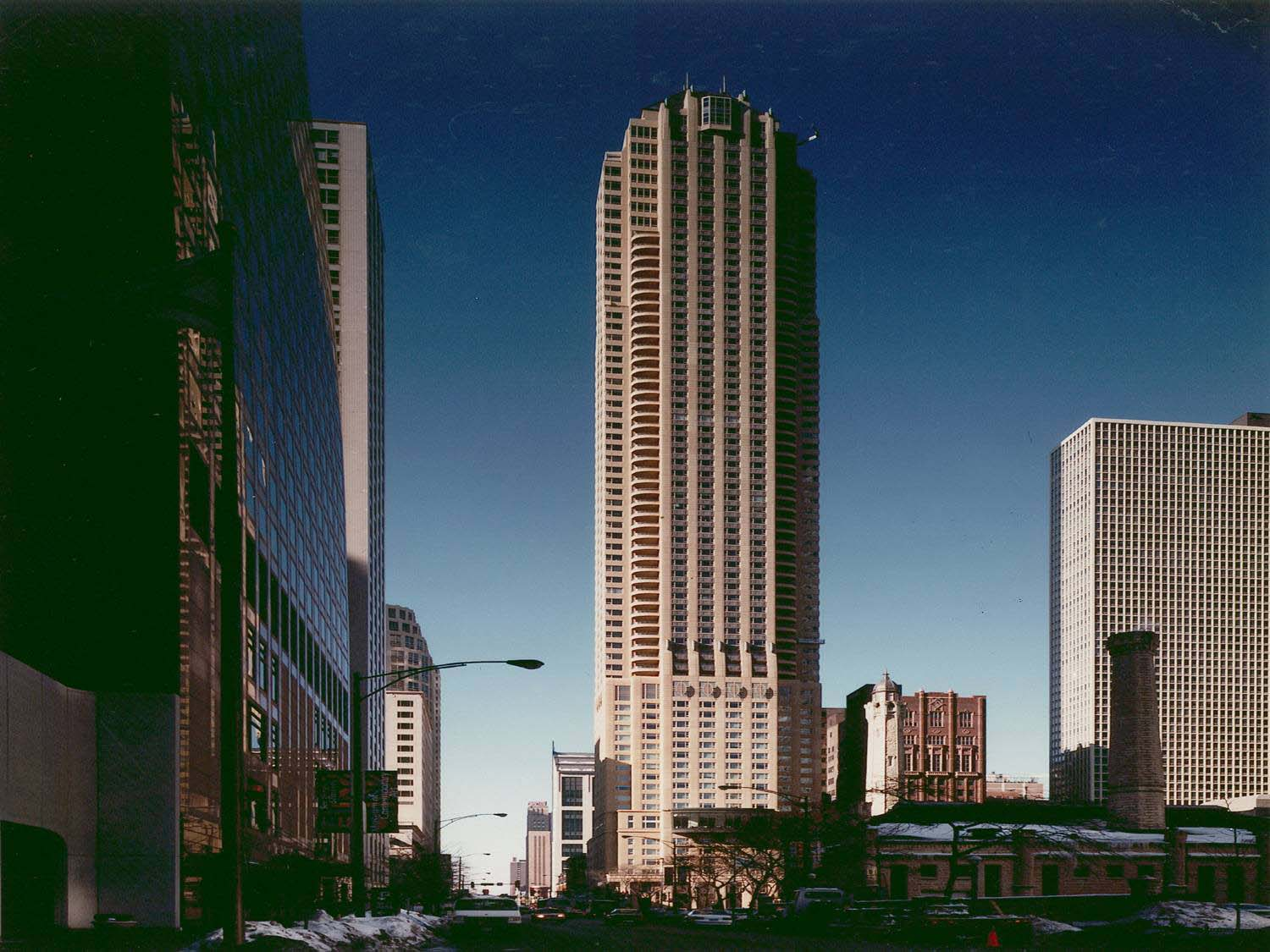 Park Tower - Construction Engineering | CSD Structural Engineers