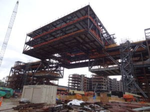 ExxonMobile - Construction Engineering   CSD Structural Engineers