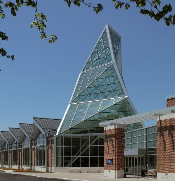 Gettysburg College Recreation Center - Skylight Design | CSD Structural Engineers