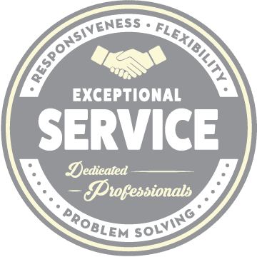 CSD Value - Exceptional Service