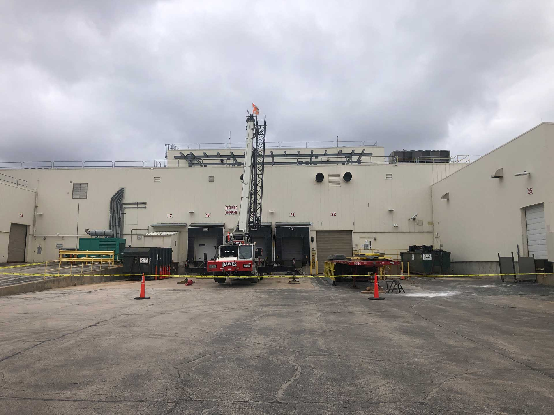 GE MR Cooling Tower Upgrades - CSD Structural Engineers