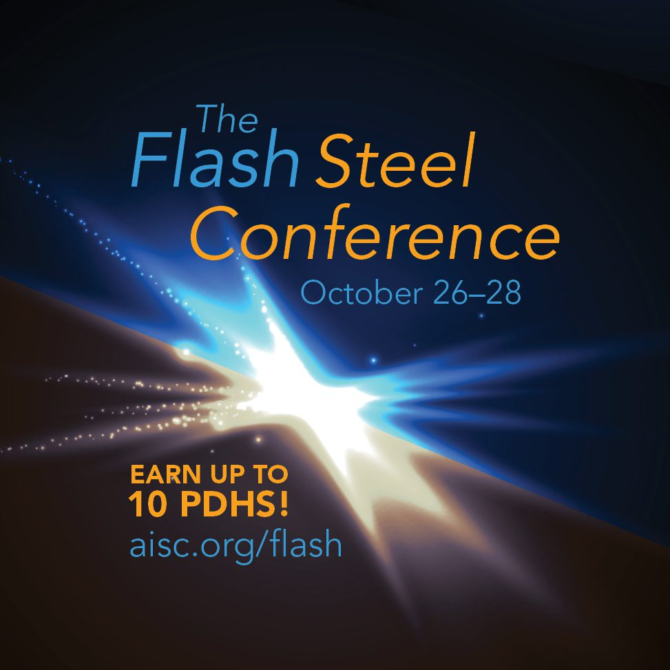 2021 AISC Flash Steel Conference   CSD Structural Engineers