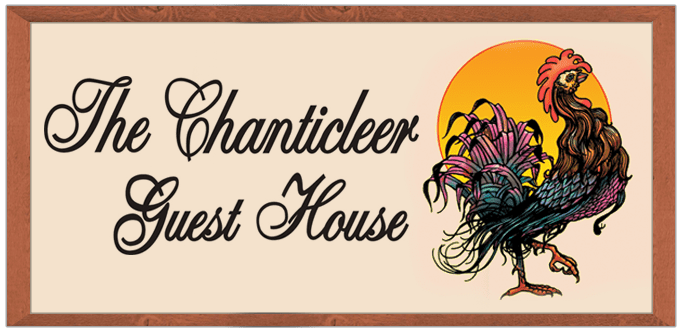 Door County Bed and Breakfast Chanticleer Guest House Logo