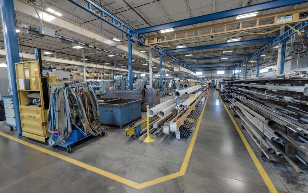 This Manufacturer uses Street View to Give Customers a Virtual View into Advanced Capabilities
